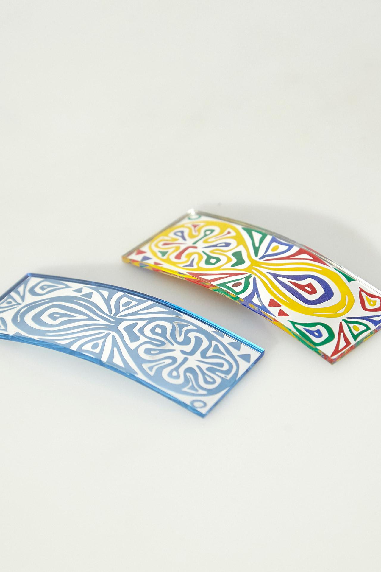 Accessori Itar - Resine Blu e Multicolore